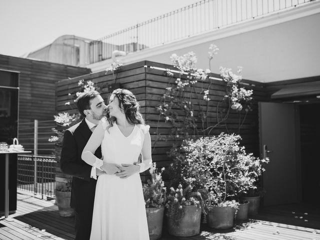 La boda de Javier y Alicia en Madrid, Madrid 185