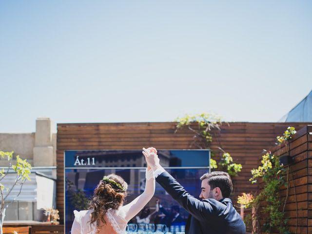La boda de Javier y Alicia en Madrid, Madrid 186