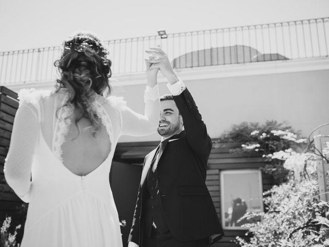 La boda de Javier y Alicia en Madrid, Madrid 187
