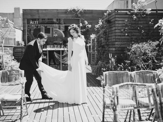 La boda de Javier y Alicia en Madrid, Madrid 188