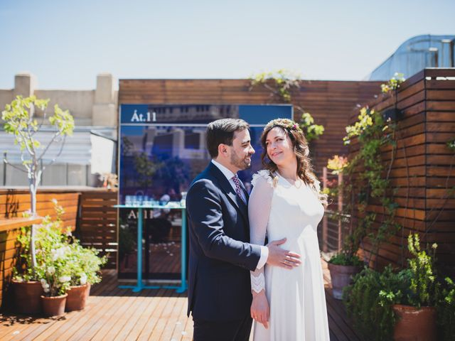 La boda de Javier y Alicia en Madrid, Madrid 189
