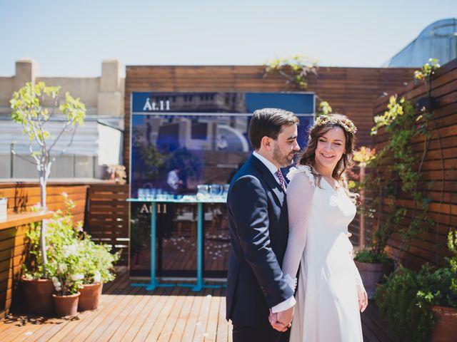 La boda de Javier y Alicia en Madrid, Madrid 190