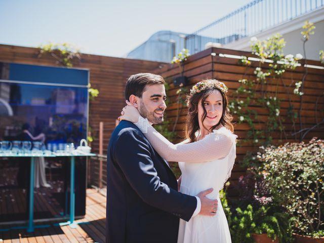 La boda de Javier y Alicia en Madrid, Madrid 192