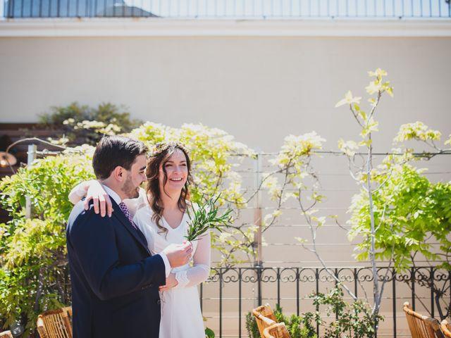 La boda de Javier y Alicia en Madrid, Madrid 194