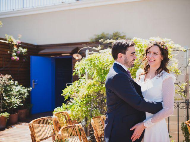 La boda de Javier y Alicia en Madrid, Madrid 195