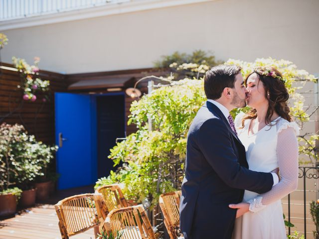 La boda de Javier y Alicia en Madrid, Madrid 196