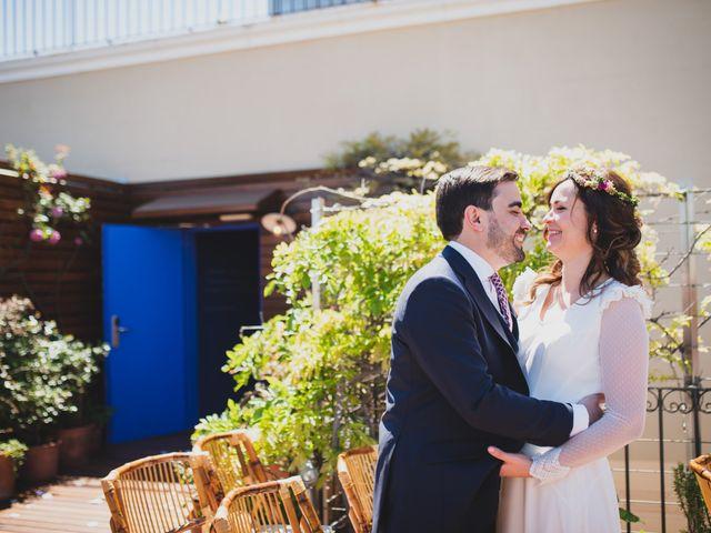 La boda de Javier y Alicia en Madrid, Madrid 197