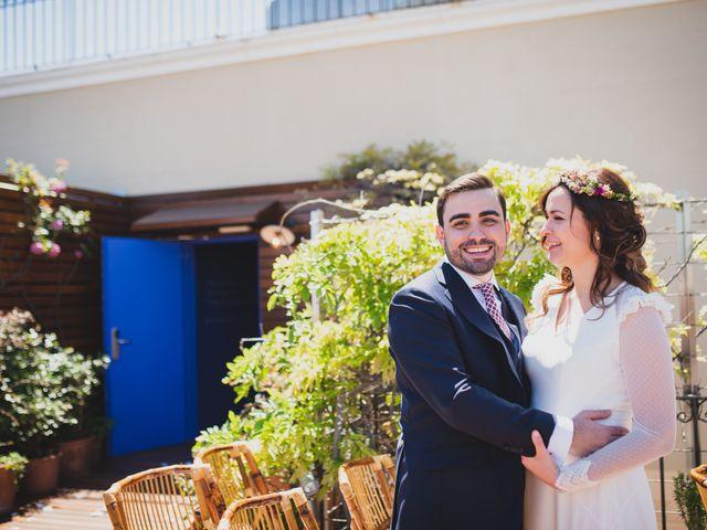 La boda de Javier y Alicia en Madrid, Madrid 199