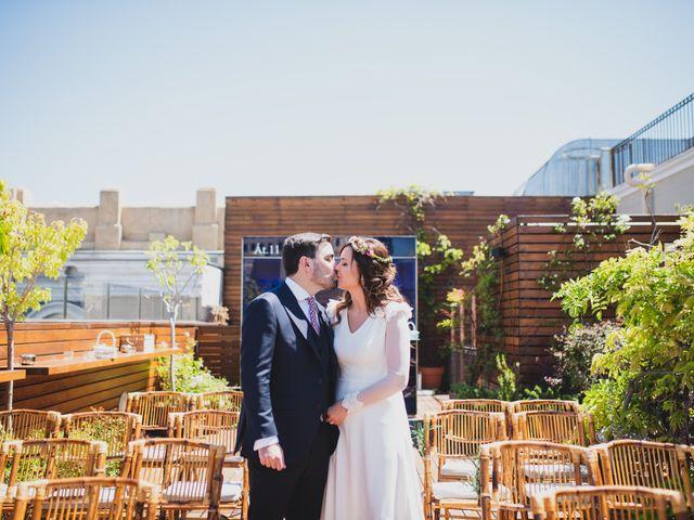 La boda de Javier y Alicia en Madrid, Madrid 201