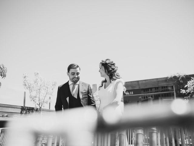 La boda de Javier y Alicia en Madrid, Madrid 202