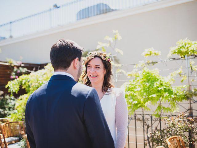 La boda de Javier y Alicia en Madrid, Madrid 203