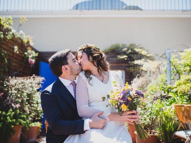 La boda de Javier y Alicia en Madrid, Madrid 204