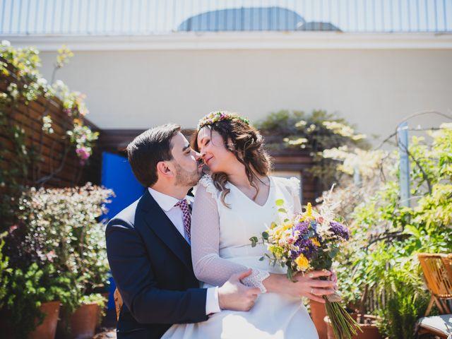 La boda de Javier y Alicia en Madrid, Madrid 205