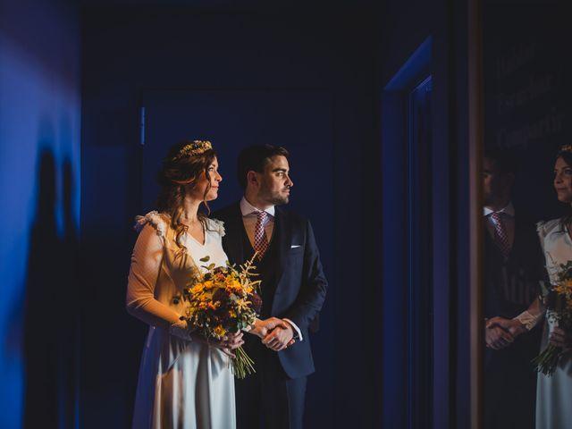 La boda de Javier y Alicia en Madrid, Madrid 206
