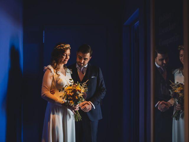La boda de Javier y Alicia en Madrid, Madrid 207