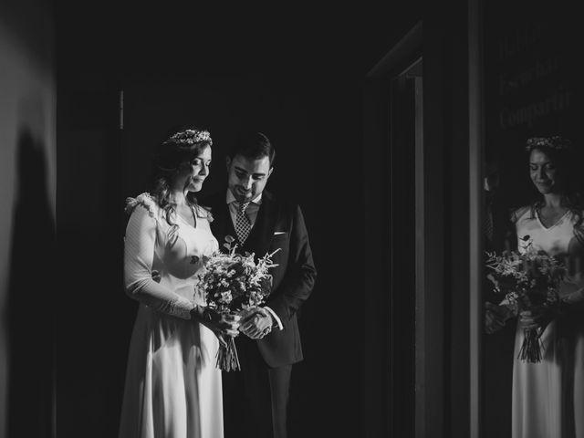 La boda de Javier y Alicia en Madrid, Madrid 208
