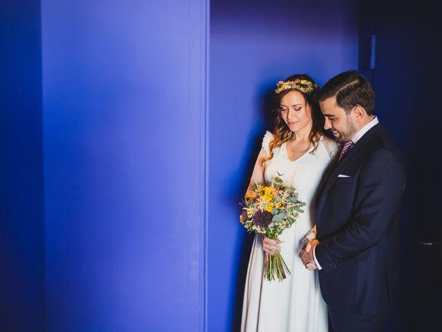 La boda de Javier y Alicia en Madrid, Madrid 209