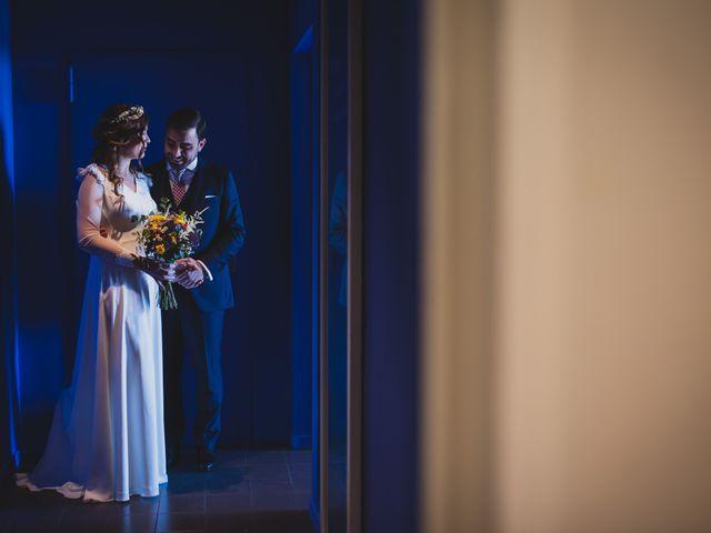 La boda de Javier y Alicia en Madrid, Madrid 210