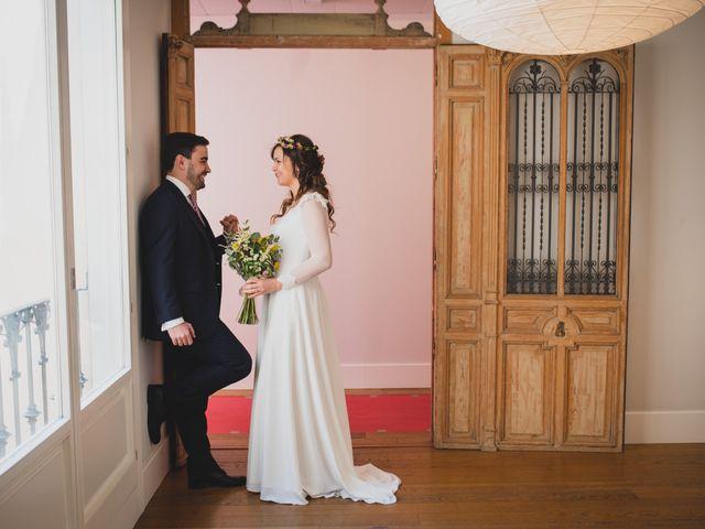 La boda de Javier y Alicia en Madrid, Madrid 211
