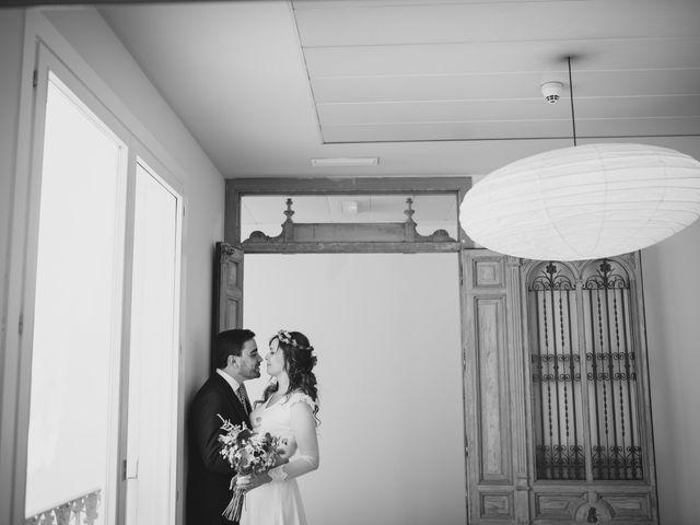 La boda de Javier y Alicia en Madrid, Madrid 212