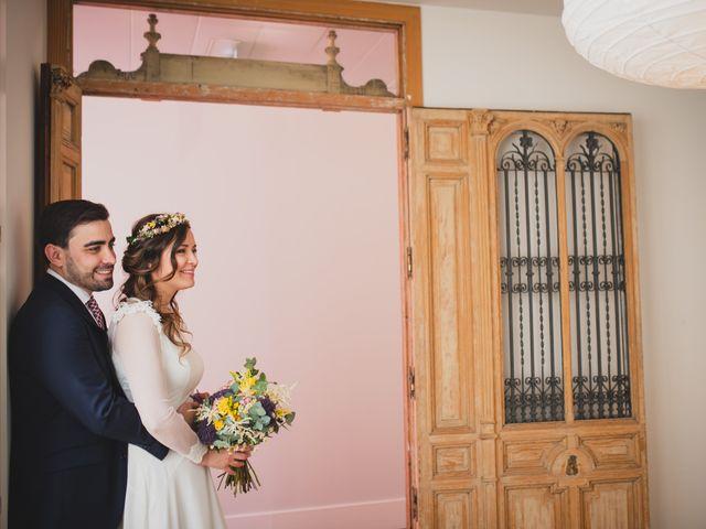 La boda de Javier y Alicia en Madrid, Madrid 213