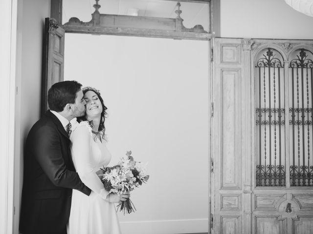 La boda de Javier y Alicia en Madrid, Madrid 214