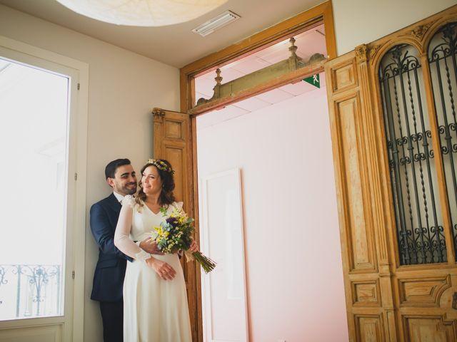 La boda de Javier y Alicia en Madrid, Madrid 215