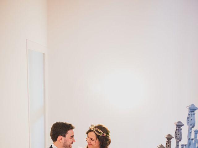La boda de Javier y Alicia en Madrid, Madrid 216