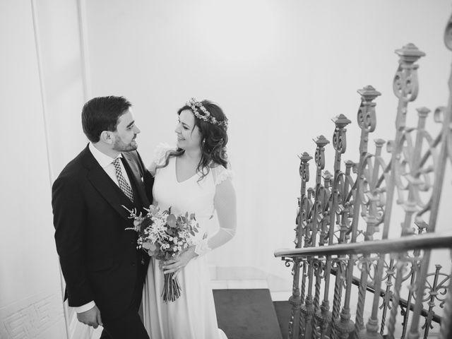 La boda de Javier y Alicia en Madrid, Madrid 218