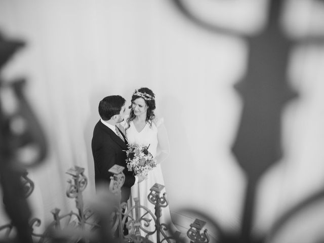 La boda de Javier y Alicia en Madrid, Madrid 219