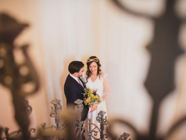 La boda de Javier y Alicia en Madrid, Madrid 220