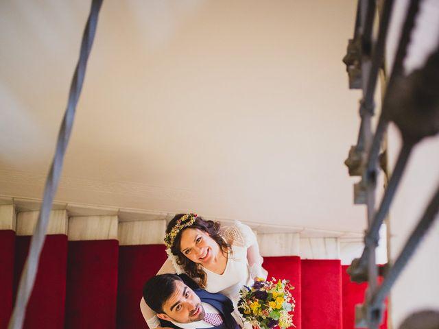 La boda de Javier y Alicia en Madrid, Madrid 223
