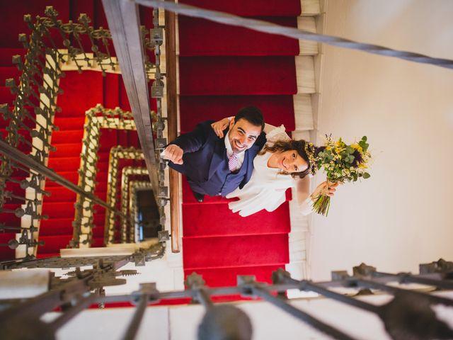 La boda de Alicia y Javier