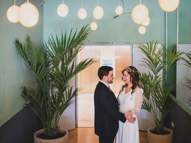 La boda de Javier y Alicia en Madrid, Madrid 227