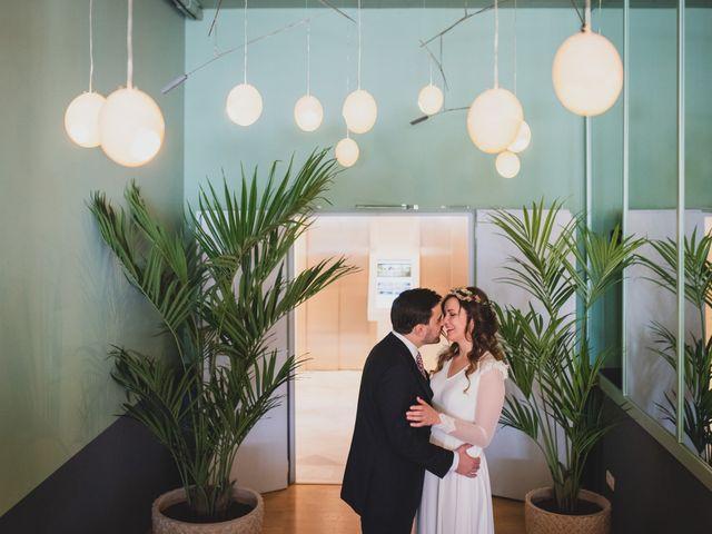 La boda de Javier y Alicia en Madrid, Madrid 228