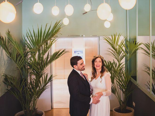 La boda de Javier y Alicia en Madrid, Madrid 229