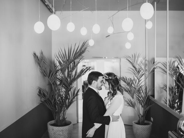 La boda de Javier y Alicia en Madrid, Madrid 230