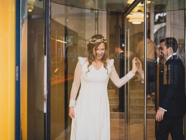 La boda de Javier y Alicia en Madrid, Madrid 231