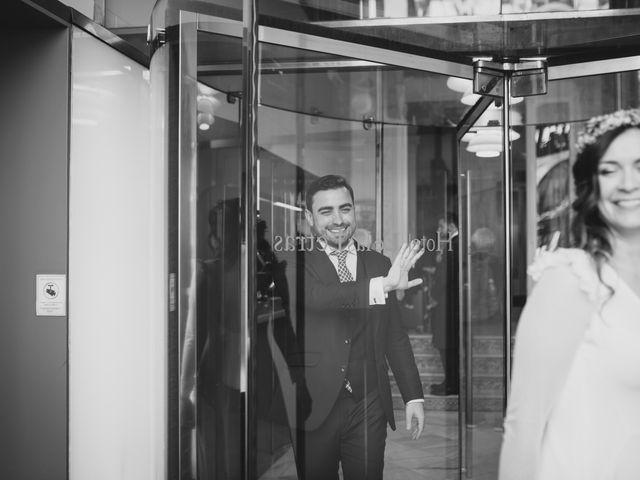 La boda de Javier y Alicia en Madrid, Madrid 233