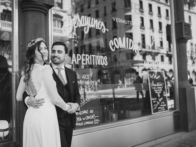 La boda de Javier y Alicia en Madrid, Madrid 236