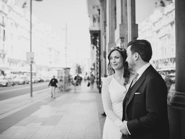 La boda de Javier y Alicia en Madrid, Madrid 237