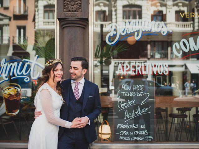 La boda de Javier y Alicia en Madrid, Madrid 240