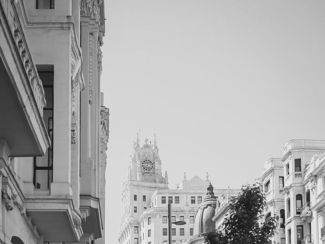 La boda de Javier y Alicia en Madrid, Madrid 241