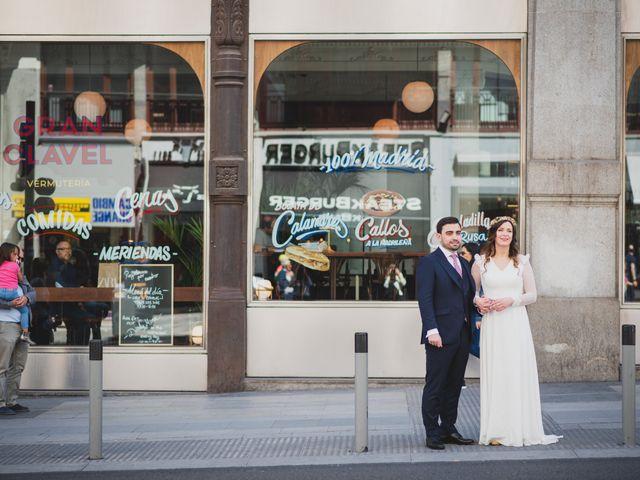 La boda de Javier y Alicia en Madrid, Madrid 246