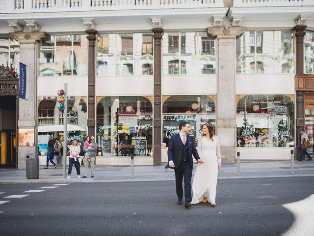 La boda de Javier y Alicia en Madrid, Madrid 247