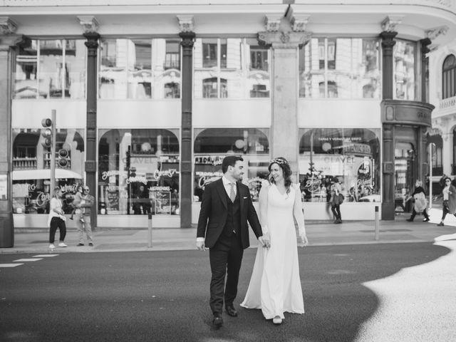 La boda de Javier y Alicia en Madrid, Madrid 248