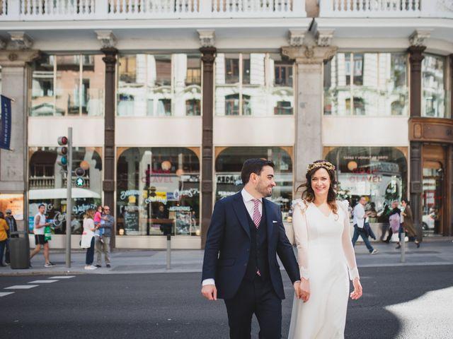La boda de Javier y Alicia en Madrid, Madrid 249