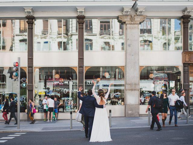 La boda de Javier y Alicia en Madrid, Madrid 250