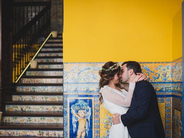 La boda de Javier y Alicia en Madrid, Madrid 252