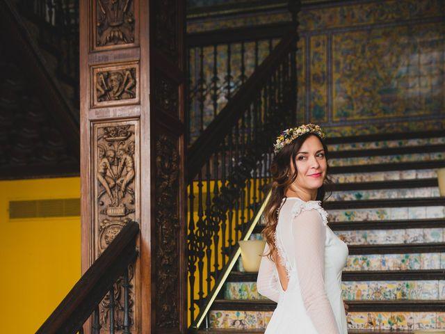 La boda de Javier y Alicia en Madrid, Madrid 253